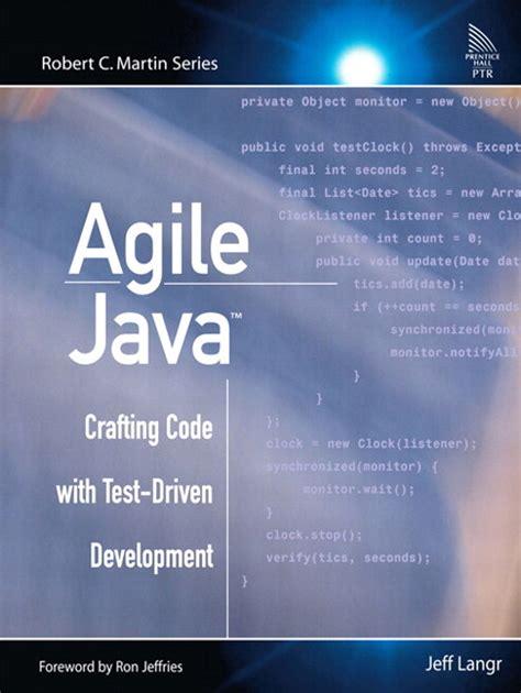 java tutorial test driven development agile java 191 crafting code with test driven development