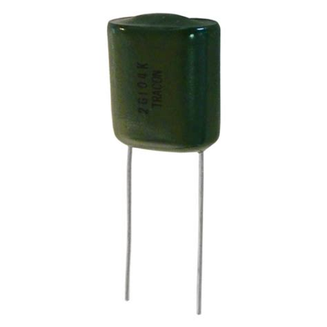 how to check a mylar capacitor 0 1uf 400v radial mylar capacitor all electronics corp