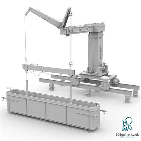 used swing stage for sale swing stage platform digital 3d model for sale on behance