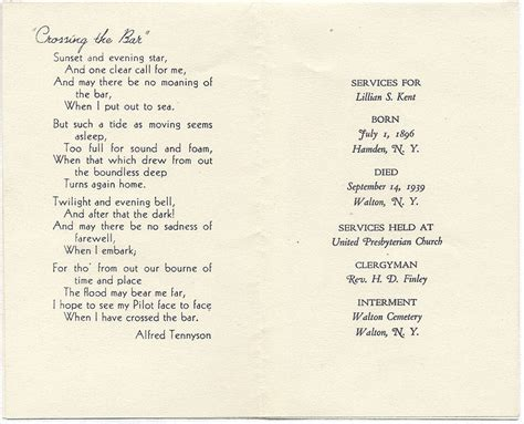 funeral services for lillian salton kent delaware county
