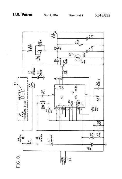 electric iron circuit diagram free circuit and
