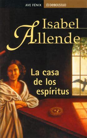 libro la casa entre los la casa de los esp 237 ritus isabel allende entre montones de libros