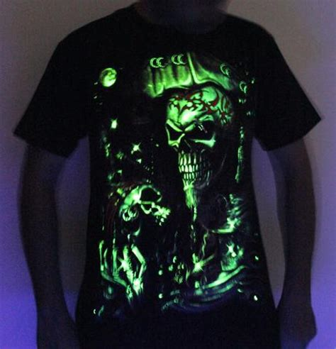 T Hirt Phanter Magi Store bandadda buy magic skull glow in the radium