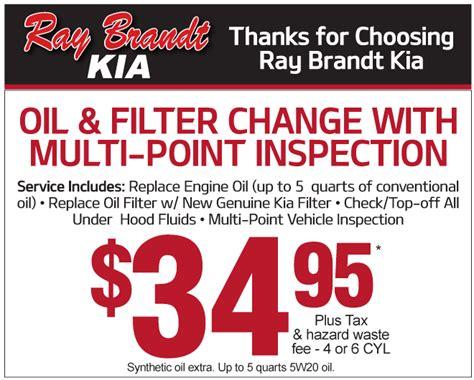 Kia Change Coupons New Orleans Louisiana Kia Dealership Brandt Kia