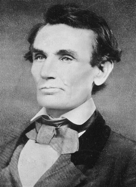 Duvet Syndrome Abraham Lincoln Photograph By Unknown