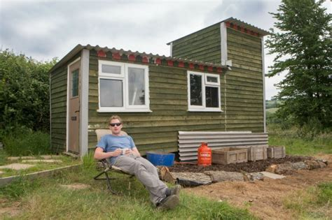 average cost to build a house yourself farmworker builds his own house for just 163 3 000 aol uk money