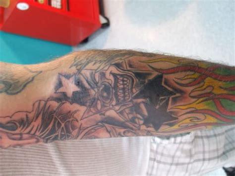 tattoo ideas gangster gangster tattoo on arm