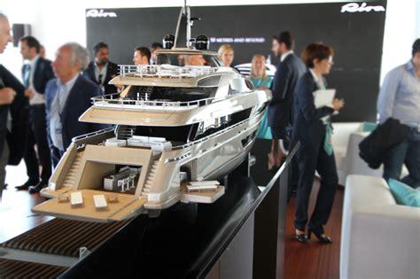riva yacht range new riva steel superyacht range
