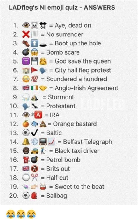 film paperclip emoji ladfleg s ni emoji quiz answers 1 aye dead on on 2 x no