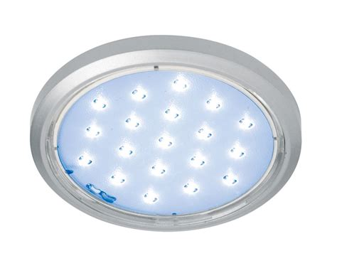 12v led flat downlight plastic blue ledf sc be