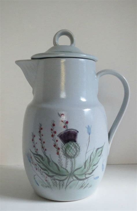 Coffe Pot 1200ml Potabelo 24 best images about buchan pottery thistle on serving bowls ties and portobello