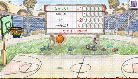 how to play doodle basketball doodle basketball 2 android apps on play