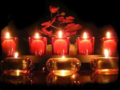 imagenes velas rojas encendidas deseo esoterismo los mensajes secretos de las velas