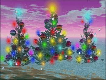 free blinking lights screensavers trees screensaver