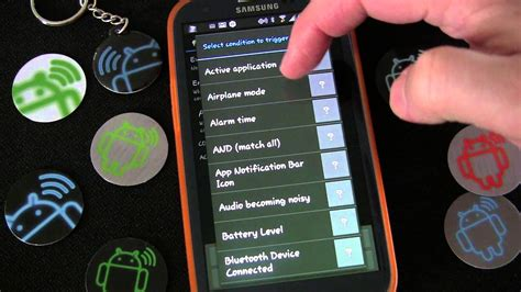 best nfc android app llama android app review automation location best