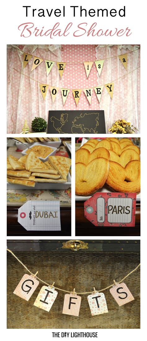 travel theme 69 travel themed wedding shower wedding wednesday