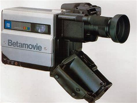 feature: sony betamovie the world's first camcorder (c