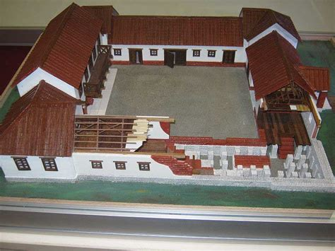 Spanish Courtyard House Plans by Ancient Roman Homes Domus Insulae Villa Crystalinks