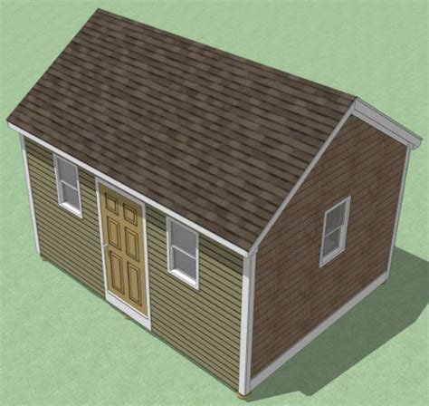 Shed Building Guide by 12x16 Storage Shed Plans Zone Plans