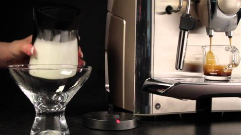 gaggia swing up gaggia platinum swing up countertop cafe youtube