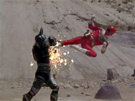 power rangers wild force zeo blind power kick