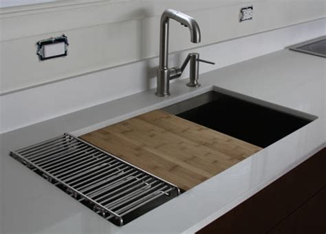 kitchen sink chopping board the house milk kitchen project sink and faucet design milk