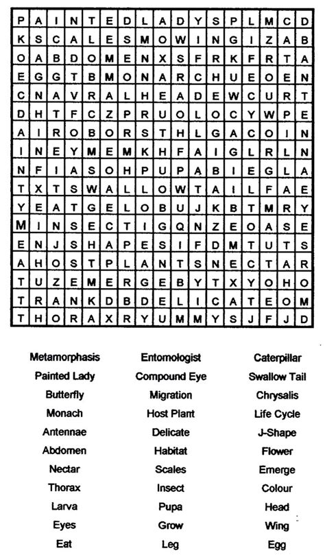 Garden Pest Crossword Answer 1000 Images About Bible And Nature On