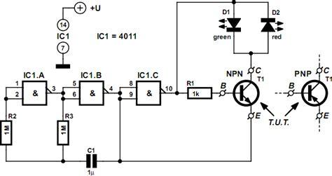 transistor npn kecil elektronika analog t t s