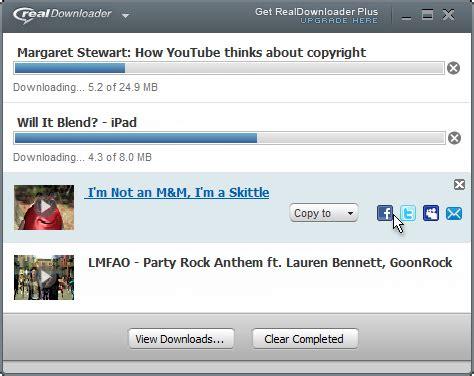 realdownloader free download and software reviews cnet