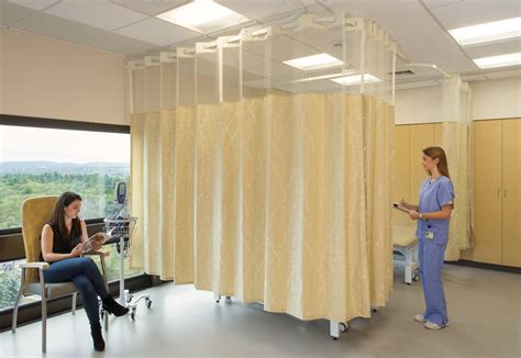 hospital curtain tracks on the right track textile cubicle curtains