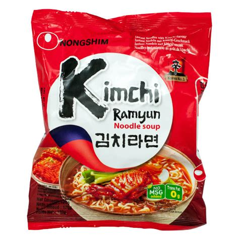 Nongshim Kimchi japan centre nong shim kimchi ramyun noodle soup ramen