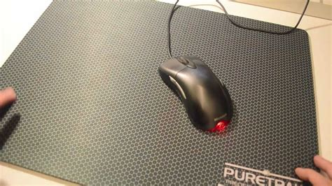 Mousepad Puretrak Talent puretrak talent mousepad review silky cloth glide