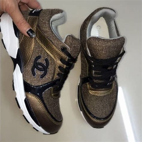 chanel athletic shoes best 25 chanel tennis shoes ideas on shoes