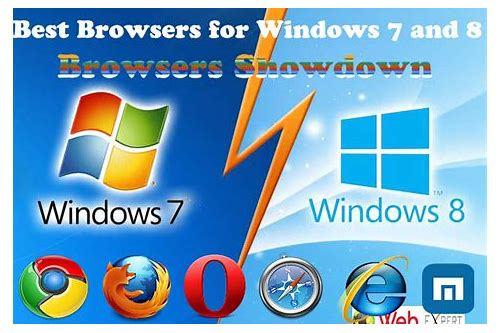 best browsers for windows 7 download