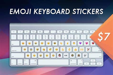 emoji keyboard emoji keyboard stickers set for desktop and laptop only