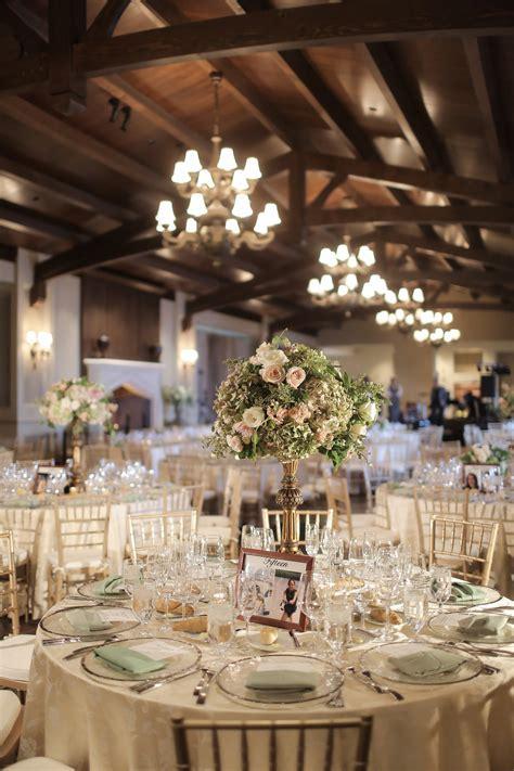 Champagne and Green Wedding Reception 7   Elizabeth Anne