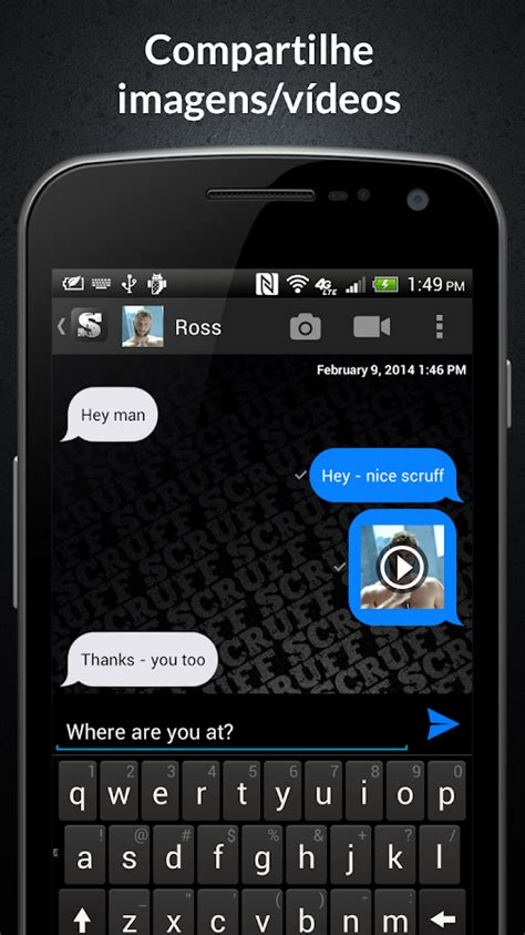 scruff for android scruff apps para android no play