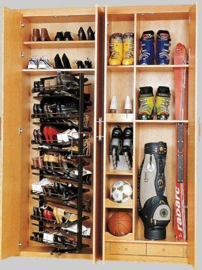 closet shoe storage solutions 17 best ideas about shoe racks for closets on