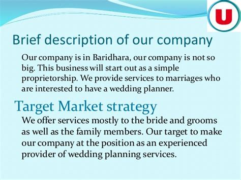 Wedding Planner Description by Opening A Wedding Planner Business