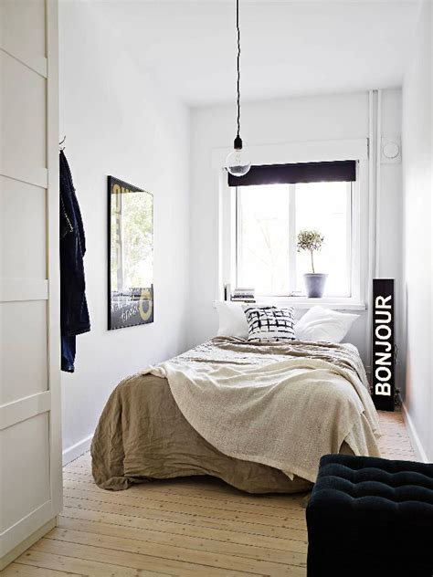 tiny bedrooms 17 tiny bedrooms with huge style mydomaine