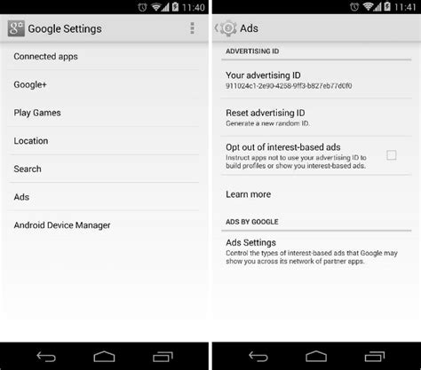 android advertising id s advertising id what it means for mobile app developers ideatoappster