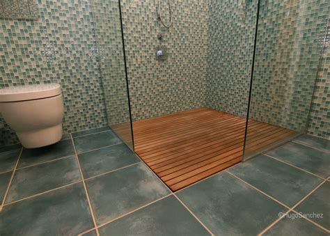 Shower Flooring by Duckboard Shower C 233 Ramiques Hugo Inc