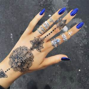 what is black henna tattoo black henna tattoos style 1 bohomoon