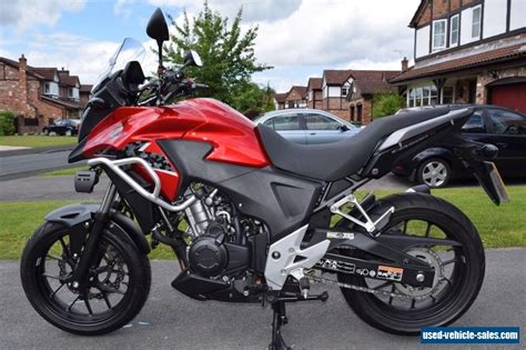 Honda Cb For Sale by 2015 Honda Cb 500 X For Sale In The United Kingdom