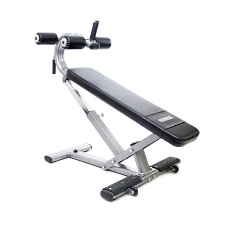 crunch on bench tko adjustable ab crunch bench primo fitness
