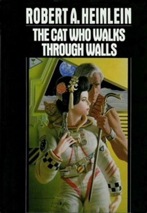 The Cat Who Walks Through Walls the cat who walks through walls