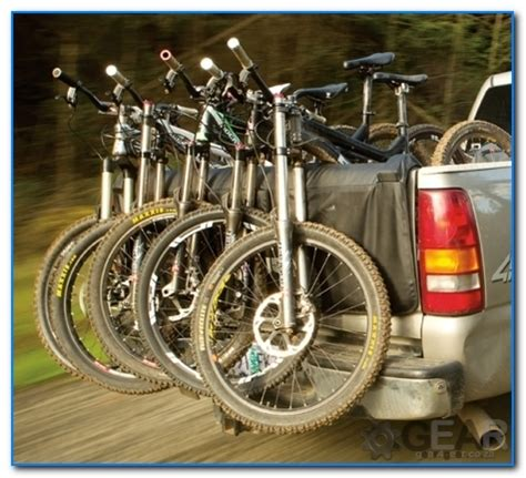 bike rack cl cl tgbr bakkie tail gate bike rack