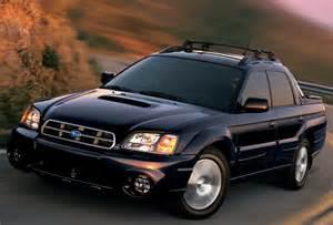 Baja Subaru 2003 06 Subaru Baja 2002 06