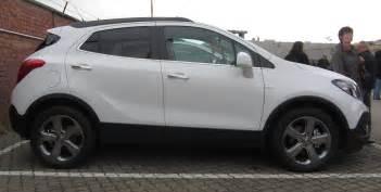 Vauxhall Mokka Wiki Opel Mokka Wikiwand