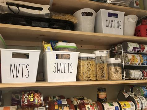 rae dunn style pantry labels  coop